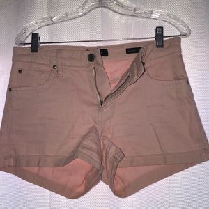 STS Highwaisted Pink Shorts